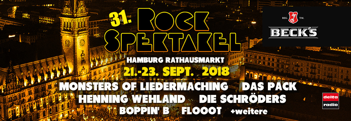 Rockspektakel Hamburg 2018 Flooot