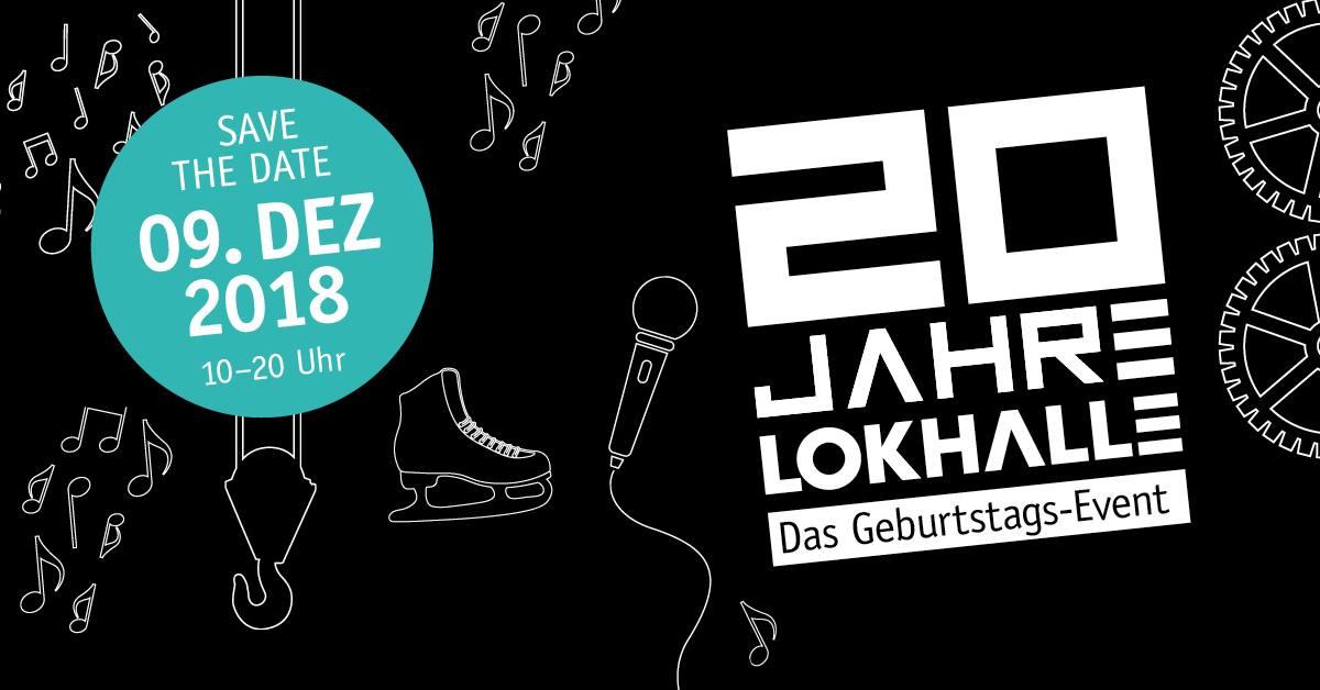 20 Jahre Lokhalle Göttingen