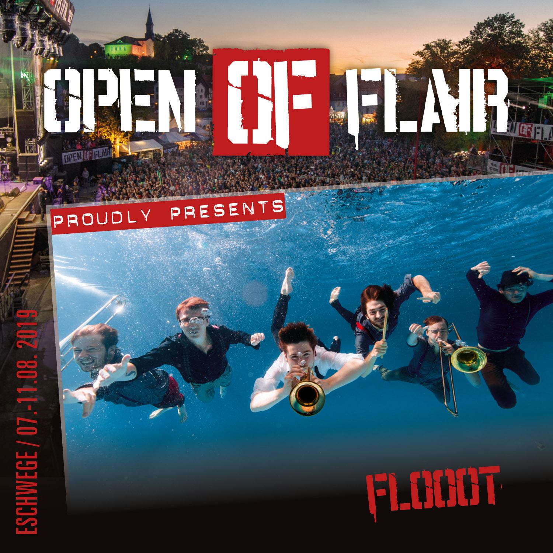 Flooot Open Flair 2019